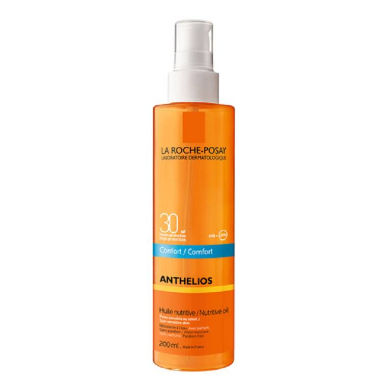 ANTHELIOS OLIO SPF30 200ML