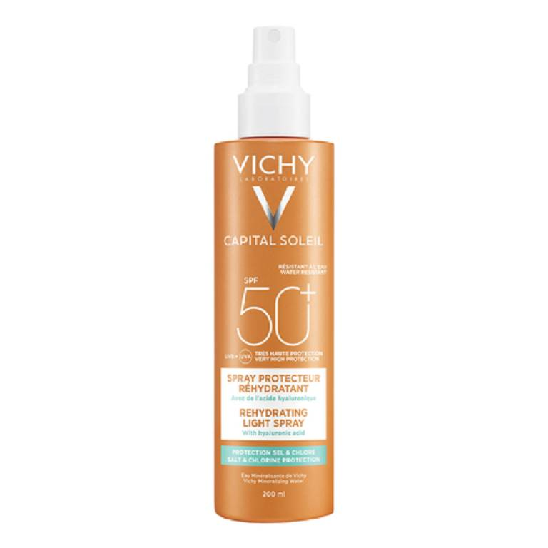 CS BEACH PROTECT SPRAY SPF50+