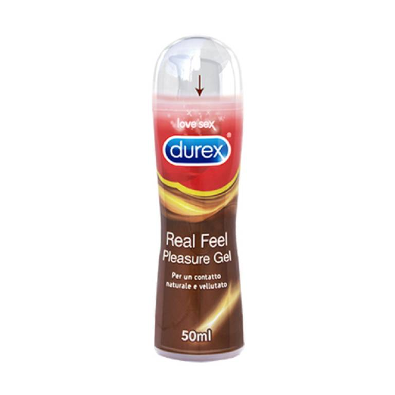 DUREX REAL FEEL GEL LUBRIFICAN