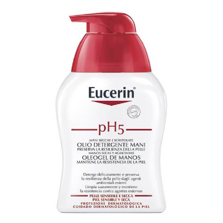 EUCERIN PH5 OLIO MANI 250ML