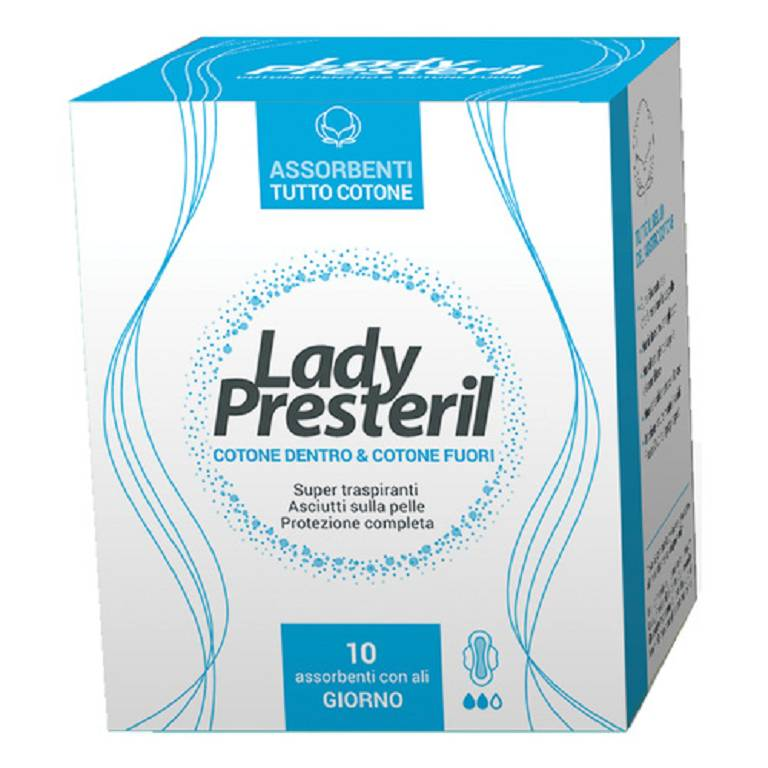 LADY PRESTERIL C GG POCKET PRO