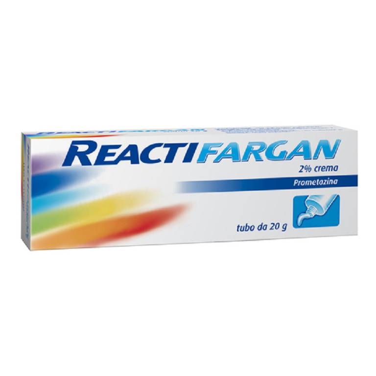 REACTIFARGAN*CREMA 20G 2%