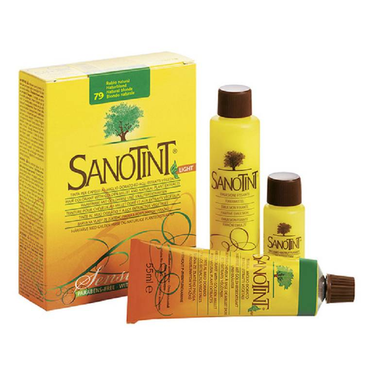 SANOTINT Light Tintura 79 Biondo Naturale